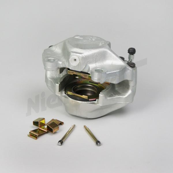 PINZA Freno Kit Riparazione Rep-Set Pistone Anteriore 57 mm per sistema di Frenatura ATE