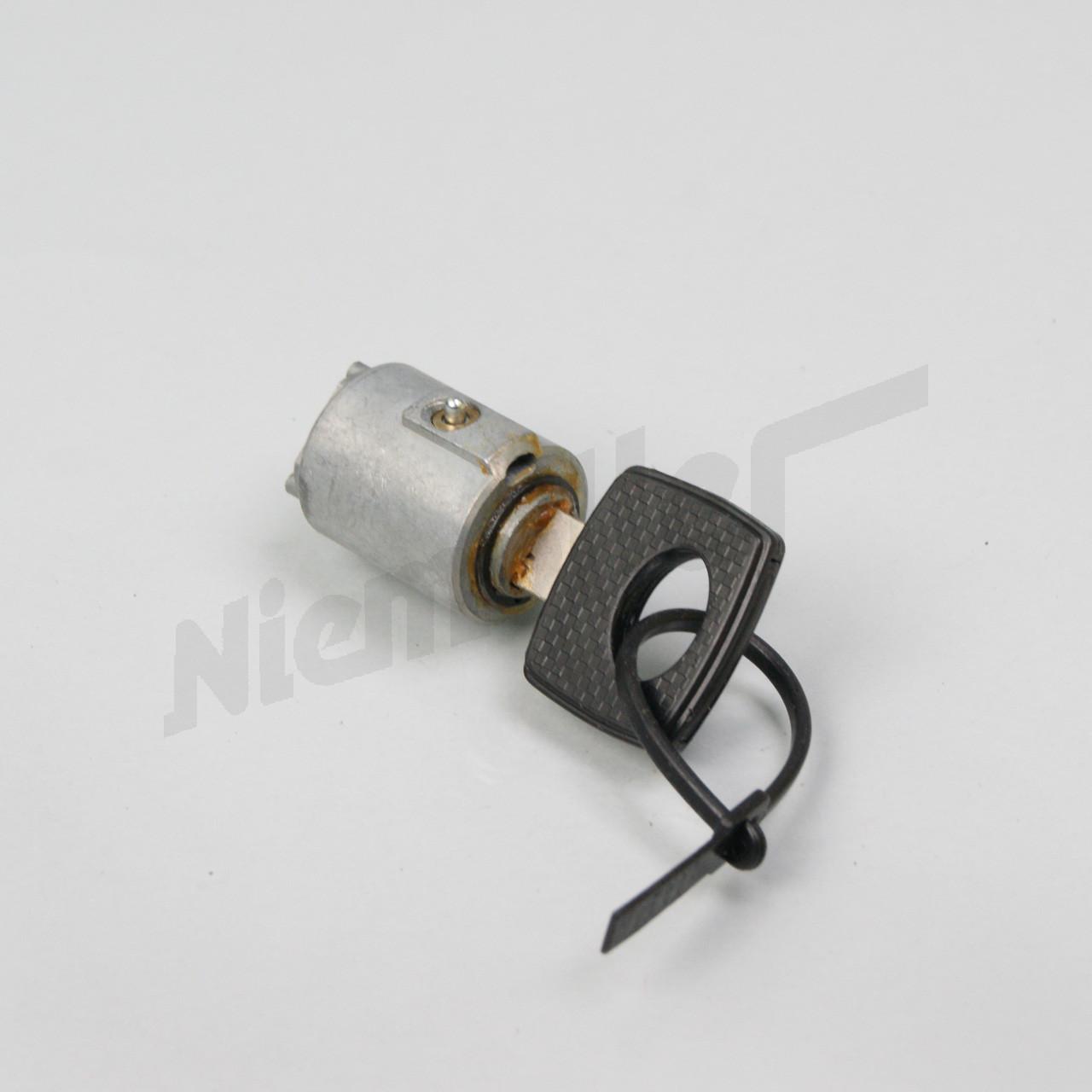 schlie zylinder mit schl ssel 220d 8 mercedes benz w115. Black Bedroom Furniture Sets. Home Design Ideas